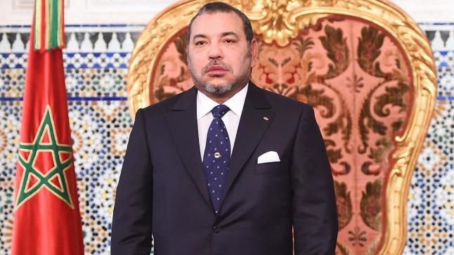 الملك محمد السادس يبعث برقية تعزية لأفراد أسرة الفنانة الحمداوية