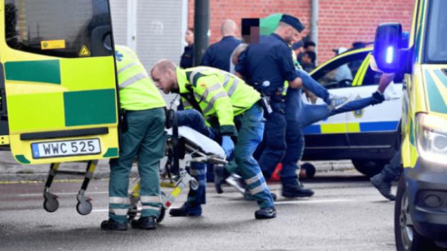 السويد حرب العصابات.. إصابة خمس أشخاص في إطلاق نار