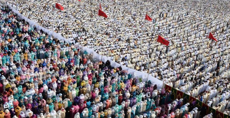 وزارة الأوقاف تعلن عن منع إقامة صلاة عيد الفطر في المصليات والمساجد