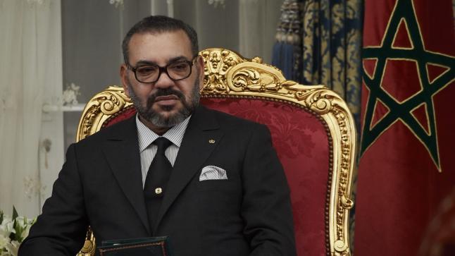 الملك محمد السادس يعزي السيسي في ضحايا حادث قطار سوهاج