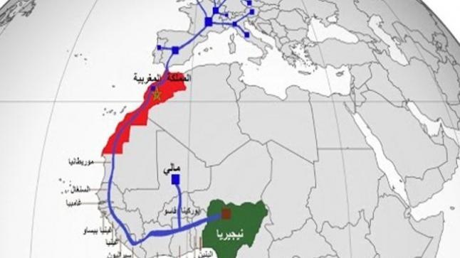 الحكومة النيجيرية تستعد لبناء خط أنبوب الغاز نيجيريا-المغرب