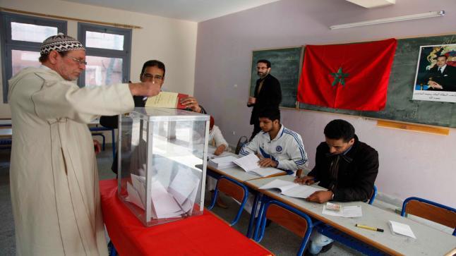 مجلس المستشارين يصوت على مشروع قانون حول الانتخابات