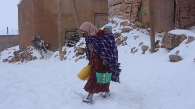 تفاصيل المخطط الوطني لمواجهة موجة آثار البرد بدواوير المغرب