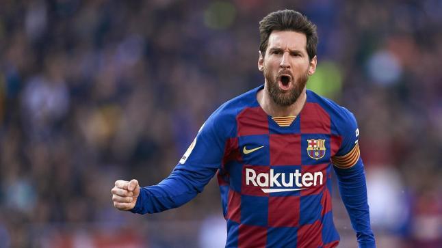 ميسي لن يغادر برشلونة إلى نهاية الموسم المقبل