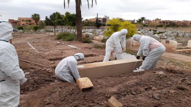 المغرب يحطم سقف 100 ألف إصابة بكورونا.. ومخاوف من الوصول ل 100 وفاة يوميا