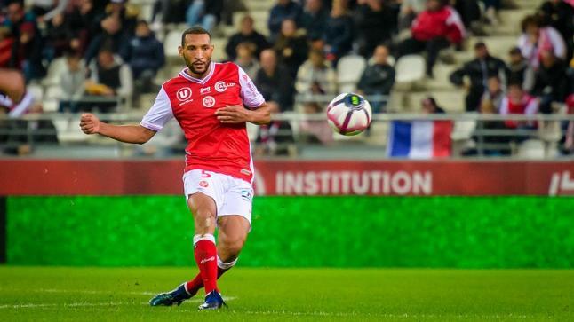 يونس عبد الحميد ينافس على جائزة أفضل لاعب إفريقي بالدوري الفرنسي