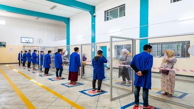 السجون تمنع الزيارة العائلية بهذه المؤسسات السجنية