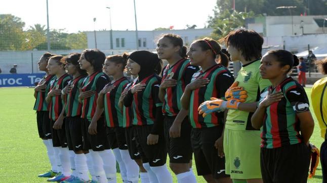 كرة القدم النسوية.. تتويج الجيش الملكي بلقب البطولة
