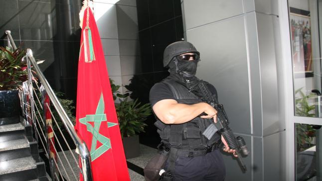 معلومات استخباراتية مغربية تحبط عملية إرهابية في فرنسا