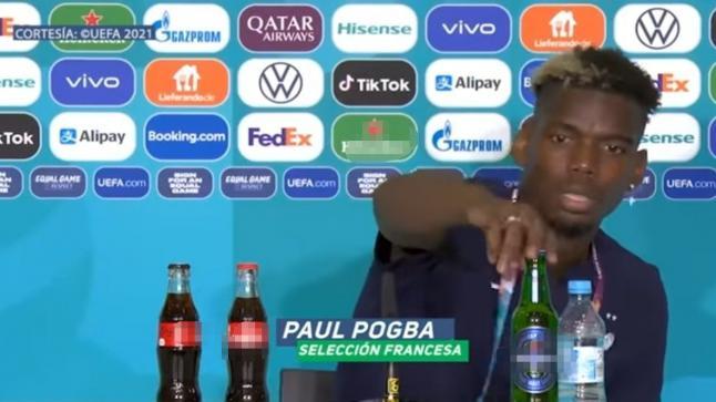 """""""الويفا"""" يوافق على سحب زجاجات الجعة من أمام اللاعبين المسلمين"""