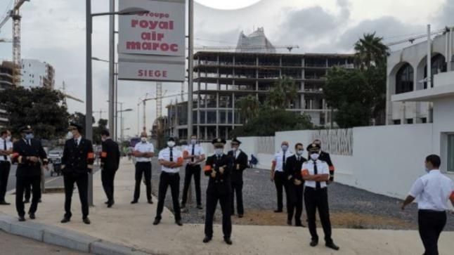 """محكمة الدار البيضاء تؤيد """"لارام"""" وتقضي بحل جمعية """"الربابنة المدنيين"""""""