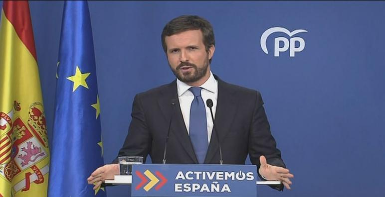 """زعيم المعارضة يسائل الحكومة الإسبانية حول دخول زعيم عصابة """"البوليساريو"""" إلى البلاد"""