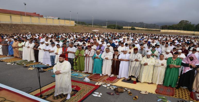 سلطات سبتة المحتلة تسمح بإقامة صلاة عيد الفطر جماعة