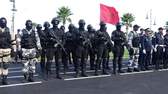 الآلاف من موظفي الأمن الوطني و DST يستفيدون من الترقية