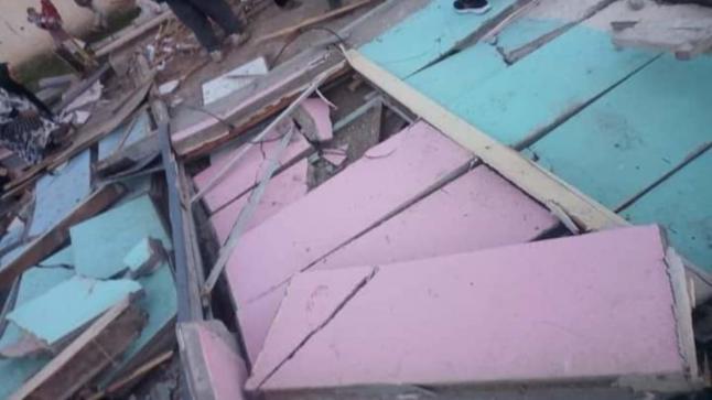 التحقيق في حادث وفاة أستاذ بمكناس جراء سقوط جدار حجرة دراسية