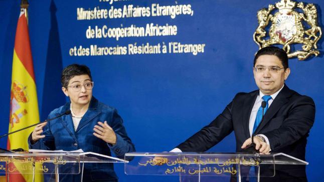 """الخارجية الإسبانية """"تغير لهجتها"""" تجاه المغرب وتدعو لتعزيز التعاون معه"""