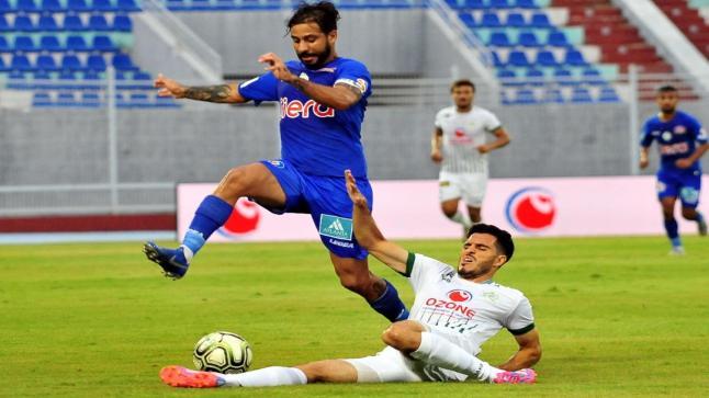 التعادل السلبي يحسم مؤجل الدورة 9 من الدوري المغربي