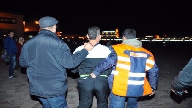 """أمن الدارالبيضاء يوقف 3 أشخاص كانوا بصدد إعداد """"فيلم قصير"""" عن """"التشرميل"""""""