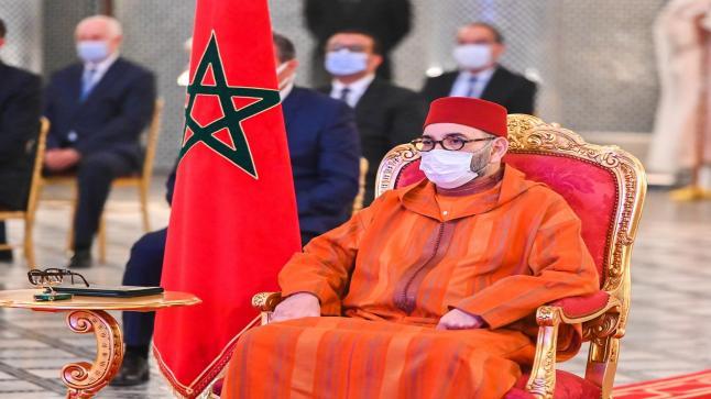 الملك يترأس حفل تنزيل مشروع تعميم الحماية الاجتماعية لجميع المغاربة