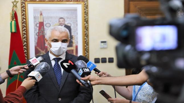 وزير الصحة: نحن أمام خطر استفحال الوضعية الوبائية.. وقد تخرج الأمور عن السيطرة
