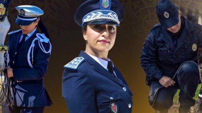 الأمن الوطني يكرم نساءه بمناسبة اليوم العالمي للمرأة