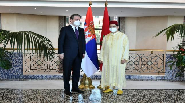 صربيا تجدد دعمها للوحدة الترابية للمملكة المغربية