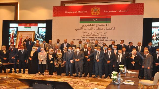بعد نجاح الجولات السابقة.. الحوار الليبي يعود من جديد إلى بوزنيقة
