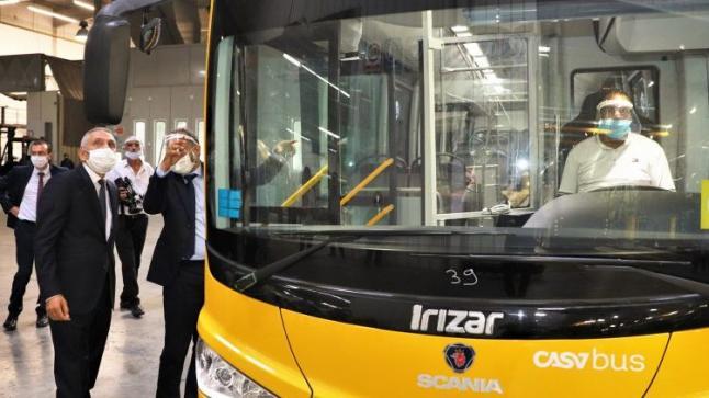 توقيف المشتبه فيه الثالث بتخريب حافلة للنقل الحضري بمنطقة مولاي رشيد