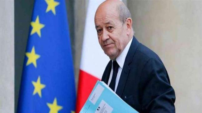 وزير الخارجية الفرنسي: المغرب داعم للسلام والاستقرار وقطب للتنمية والنمو