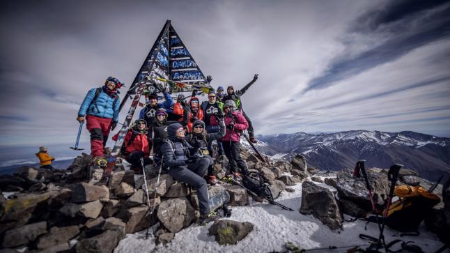 فرض شروط وإجراءات جديدة على الراغبين في تسلق جبل توبقال