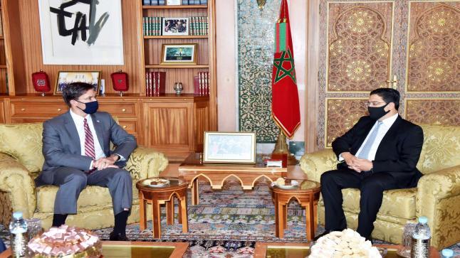إتفاق عسكري يجمع المغرب والولايات المتحدة الأمريكية ل 10 سنوات