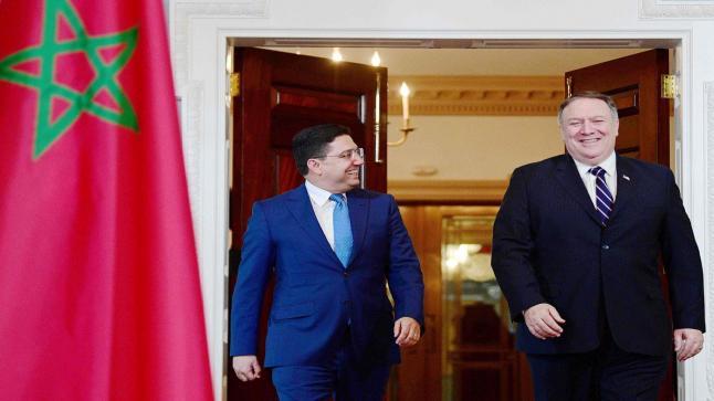 وزير الخارجية الأميركي يعلن بدء إنشاء قنصلية بمدينة الداخلة