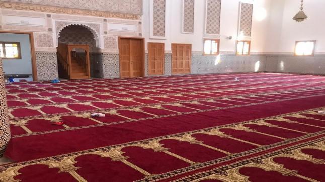 """وزارة الأوقاف ترد على فيديو """"طلب الإحسان لتفريش مسجد"""""""