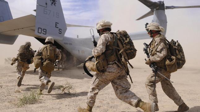 """جنرال أمريكي يؤكد أهمية """"الأسد الأفريقي21"""" لتعزيز العلاقات بين المغرب والولايات المتحدة"""