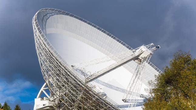 تثبيت أول تلسكوب لاسلكي على الصعيد الوطني