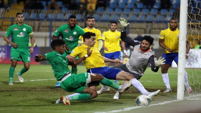 تحديد حكم مباراة الرجاء والاسماعيلي في إياب نصف نهائي كأس محمد السادس