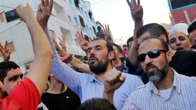إدارة السجون تتبرأ من دخول الزفزافي وجلول في إضراب عن الطعام